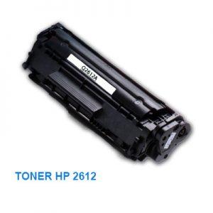 toner hp q 2612 a