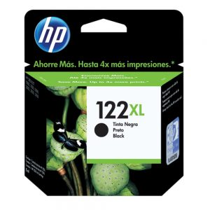 Cartucho HP 122 XL preto