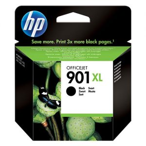 cartucho hp 901xl preto