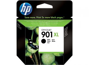 Cartucho HP 901 XL preto