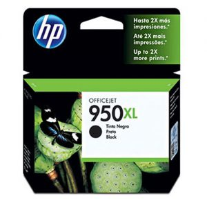cartucho hp 950xl preto