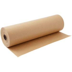 bobina de papel kraft